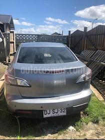 Mazda 3 1.6 V  usado (2012) color Plata precio $3.000.000