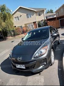 Mazda 3 1.6 V  usado (2013) color Negro precio $5.190.000