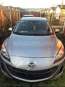 Mazda 3 1.6 V  usado (2012) color Gris precio $3.000.000
