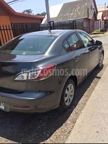Mazda 3 1.6 S  usado (2012) color Gris precio $5.800.000