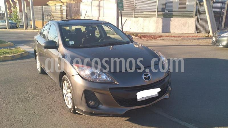 Mazda 3 1.6 V  usado (2013) color Negro precio $6.990.000