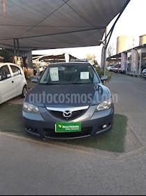 Mazda 3 1.6 S Aut  usado (2007) color Gris precio $3.280.000