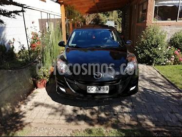 Mazda 3 1.6 V  usado (2011) color Negro precio $5.150.000