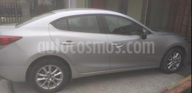 Mazda 3 1.6 S  usado (2018) color Gris Plata  precio $7.900.000