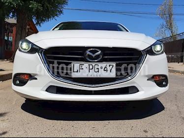 Mazda 3 2.0L V   usado (2019) color Blanco Perla precio $11.190.000