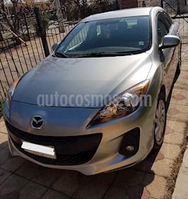 foto Mazda 3 1.6L V  usado (2013) color Gris Oscuro precio $6.100.000