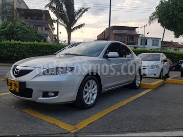 Mazda 3 1.6L usado (2010) color Plata precio $25.900.000