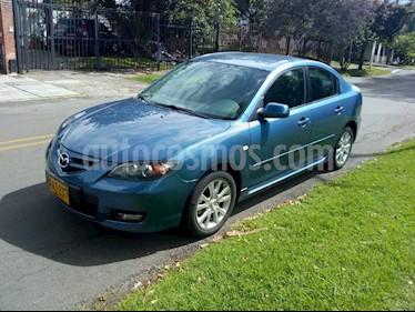 Mazda 3 2.0L Aut usado (2010) color Azul precio $31.900.000
