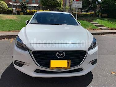 Mazda 3 Grand Touring LX Aut  usado (2017) color Blanco precio $32.600.000