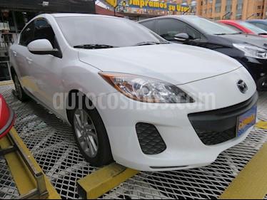 Foto Mazda 3 1.6L usado (2014) color Blanco precio $36.900.000