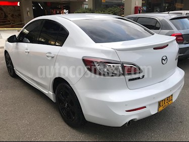 Mazda 3 2.0L Aut usado (2011) color Blanco precio $30.500.000