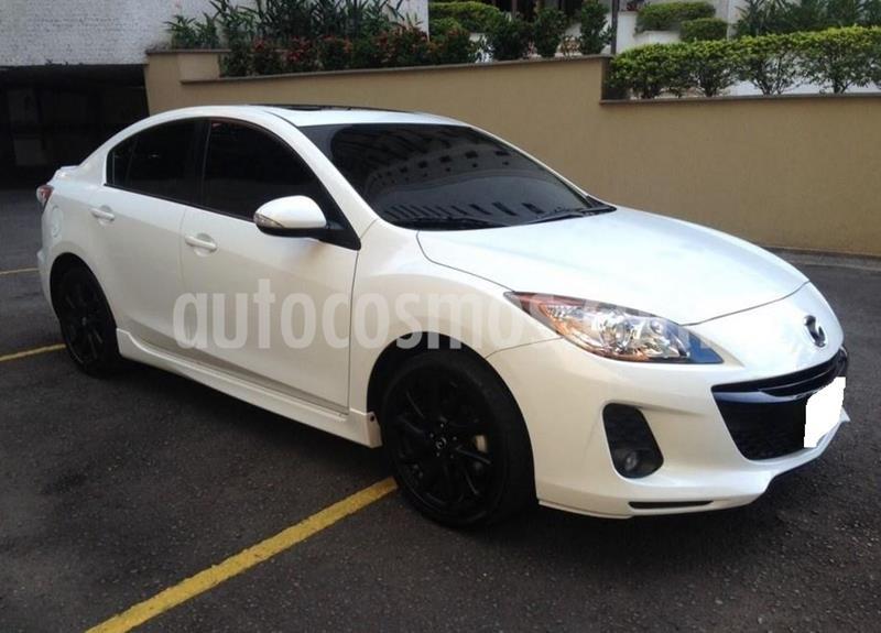 Mazda 3 1.6L Aut usado (2013) color Blanco precio $20.000.000