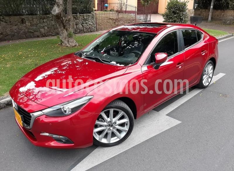 Mazda 3 Grand Touring Aut    usado (2020) color Rojo precio $75.900.000