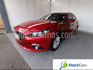 Mazda 3 Touring Aut  usado (2017) color Rojo precio $52.990.000