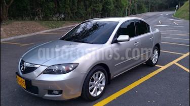 Mazda 3 1.6L Aut usado (2008) color Plata precio $21.000.000