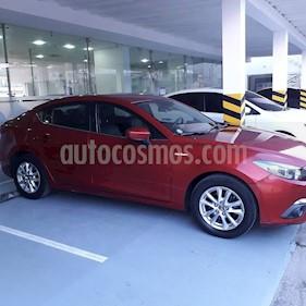 Mazda 3 2.0L Grand Touring Aut  C.Negro usado (2015) color Rojo precio $45.500.000