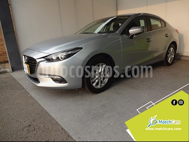 Mazda 3 2.0L Touring   usado (2017) color Plata precio $49.990.000