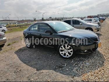 Mazda 3 1.6L Cuero usado (2007) color Negro precio $19.000.000
