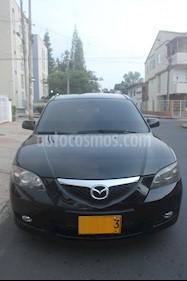 Mazda 3 1.6L Aut usado (2008) color Negro precio $22.000.000