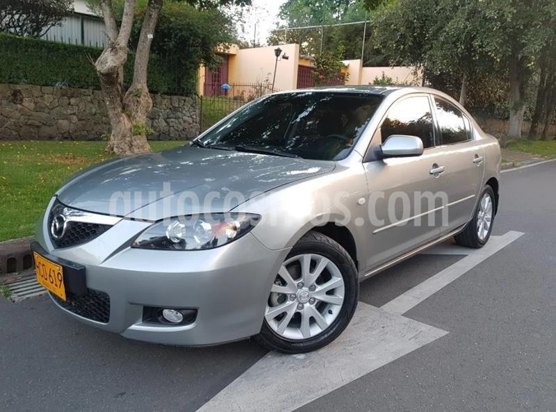 Mazda 3 1.6L usado (2014) color Plata precio $32.500.000