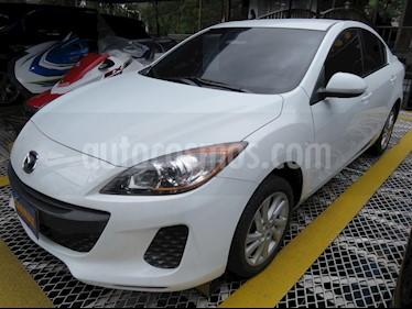 Mazda 3 1.6L usado (2014) color Blanco precio $36.900.000