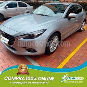 Mazda 3 2.0L Sport Aut usado (2018) color Plata precio $56.990.000