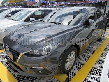 Foto Mazda 3 2.0L Touring Aut  usado (2017) color Gris precio $62.900.000