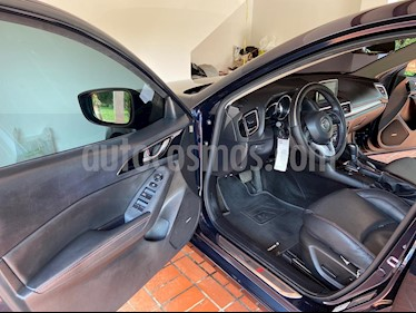 Mazda 3 Sedan 2.0L Touring Plus Aut   usado (2017) color Azul precio $59.000.000