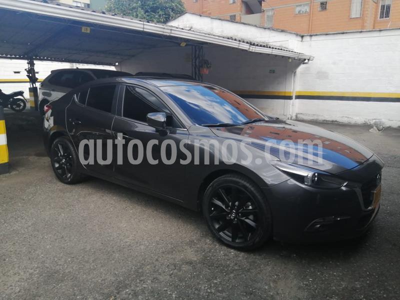 Mazda 3 Grand Touring Aut    usado (2018) color Negro precio $64.700.000