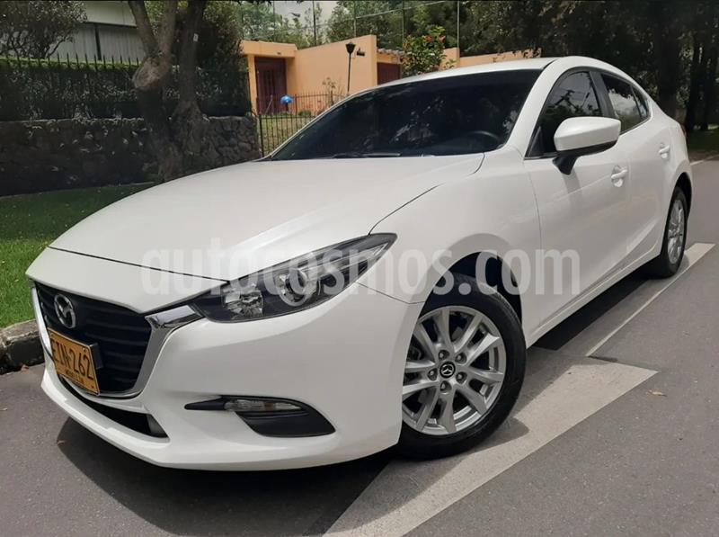 Mazda 3 Prime    usado (2018) color Blanco Nieve precio $52.900.000