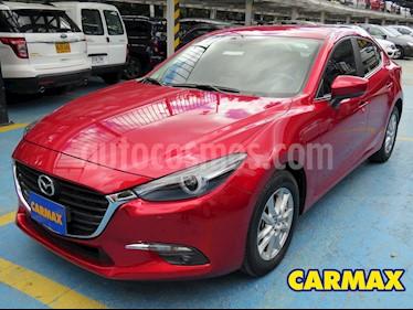 Mazda 3 2.0L Touring Aut  usado (2019) color Rojo precio $64.900.000