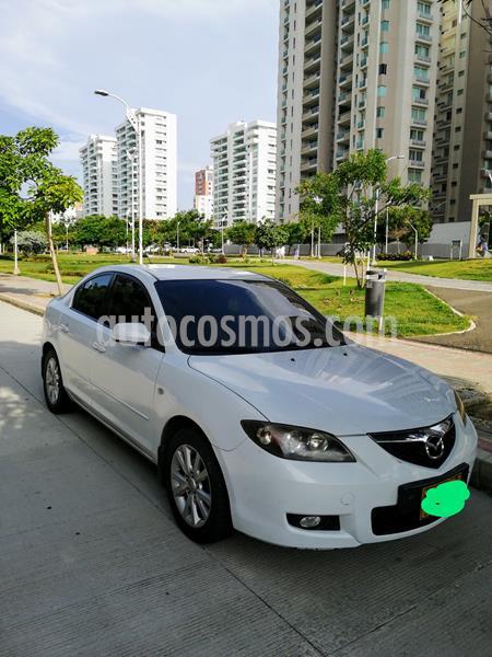 Mazda 3 Primera Generacion 1.6L Aut usado (2012) color Blanco precio $26.000.000