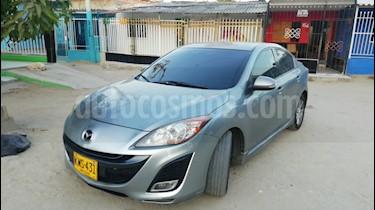 Mazda 3 Sedan 2.0L Touring Aut  usado (2012) color Gris precio $31.500.000