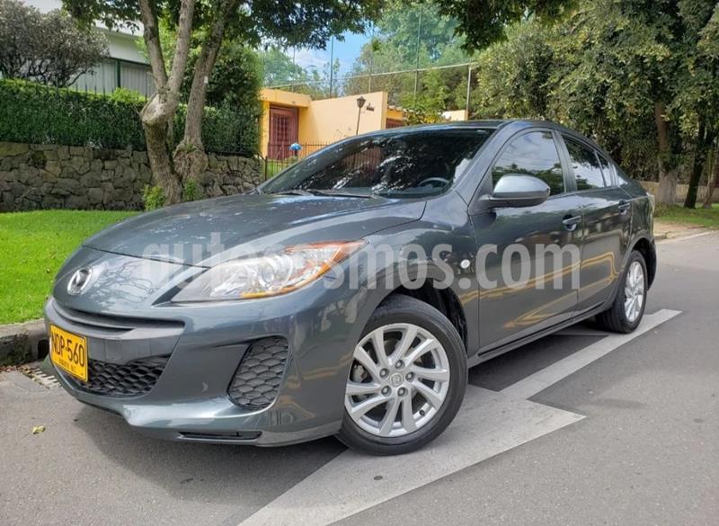Mazda 3 1.6L Aut usado (2013) color Azul Acero precio $35.900.000