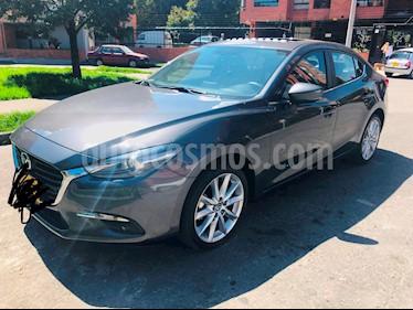 Mazda 3 Grand Touring Aut    usado (2018) color Gris precio $68.000.000