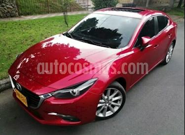 Foto venta Carro usado Mazda 3 Grand Touring Aut    (2017) color Rojo precio $62.500.000