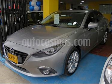 Foto venta Carro usado Mazda 3 Grand Touring Aut   (2016) color Plata precio $56.900.000