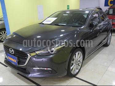 Foto venta Carro usado Mazda 3 Grand Touring Aut    (2019) color Celeste precio $72.900.000