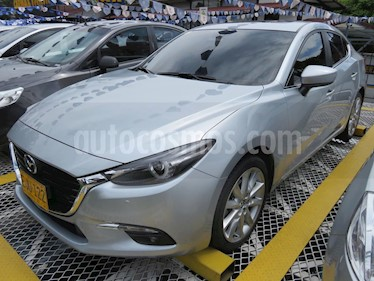 Foto venta Carro usado Mazda 3 Grand Touring LX Aut  (2018) color Gris precio $69.900.000