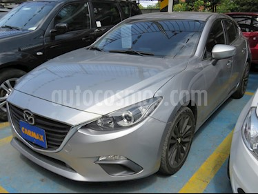 Foto venta Carro usado Mazda 3 Prime (2015) color Gris Meteoro precio $43.900.000