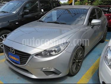 Foto venta Carro usado Mazda 3 Touring (2015) color Gris precio $43.900.000