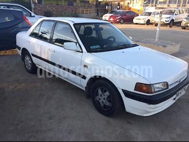 Foto venta Auto usado Mazda 323 1.6 GLX  (1995) color Blanco precio $1.500.000