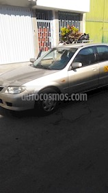 foto Mazda 323 1.6 GLX  usado (2002) color Plata precio u$s3,800