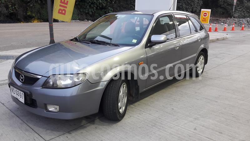 Mazda 323 Hatchback usado (2003) color Gris precio $2.500.000