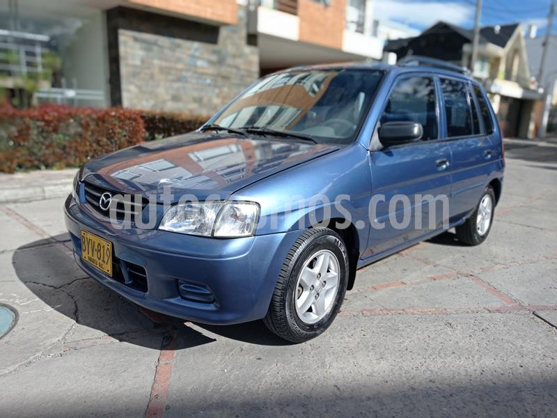 Mazda 323 hb usado (2007) color Azul precio $12.700.000
