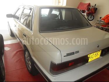 Mazda 323 NX usado (1992) color Blanco precio $7.000.000