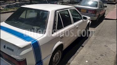 Foto venta Carro usado Mazda 323 NX (1990) color Blanco precio $5.500.000