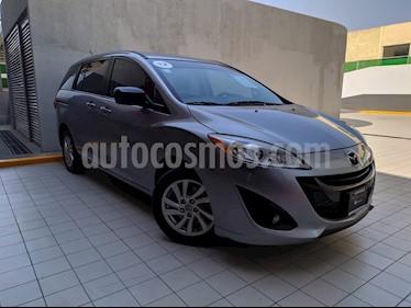 Foto venta Auto usado Mazda 5 1.8L Sport Aut (2012) color Gris Plata  precio $149,000