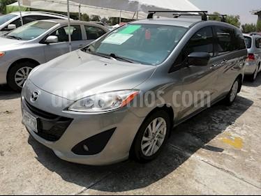 Foto Mazda 5 1.8L Sport usado (2014) color Gris Plata  precio $178,000