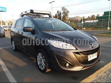 Mazda 5  2.0 V Aut usado (2017) color Gris precio $8.700.000